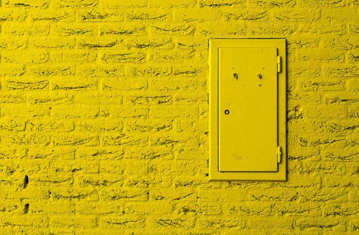 SARI ÇİZGİNİN ÖTESİNDE / Duvarımdaki İz
