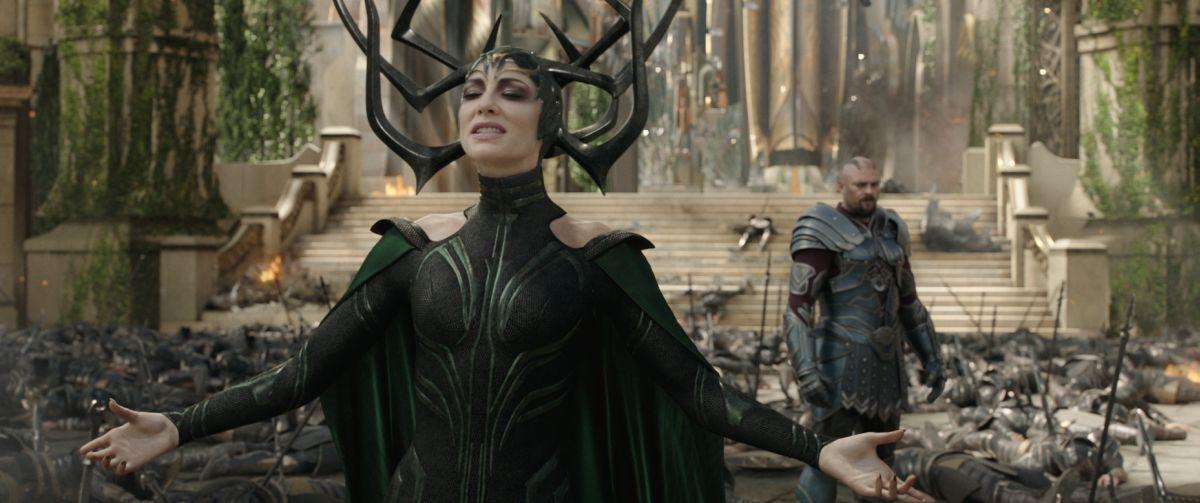 Thor 3'ü İzlerken