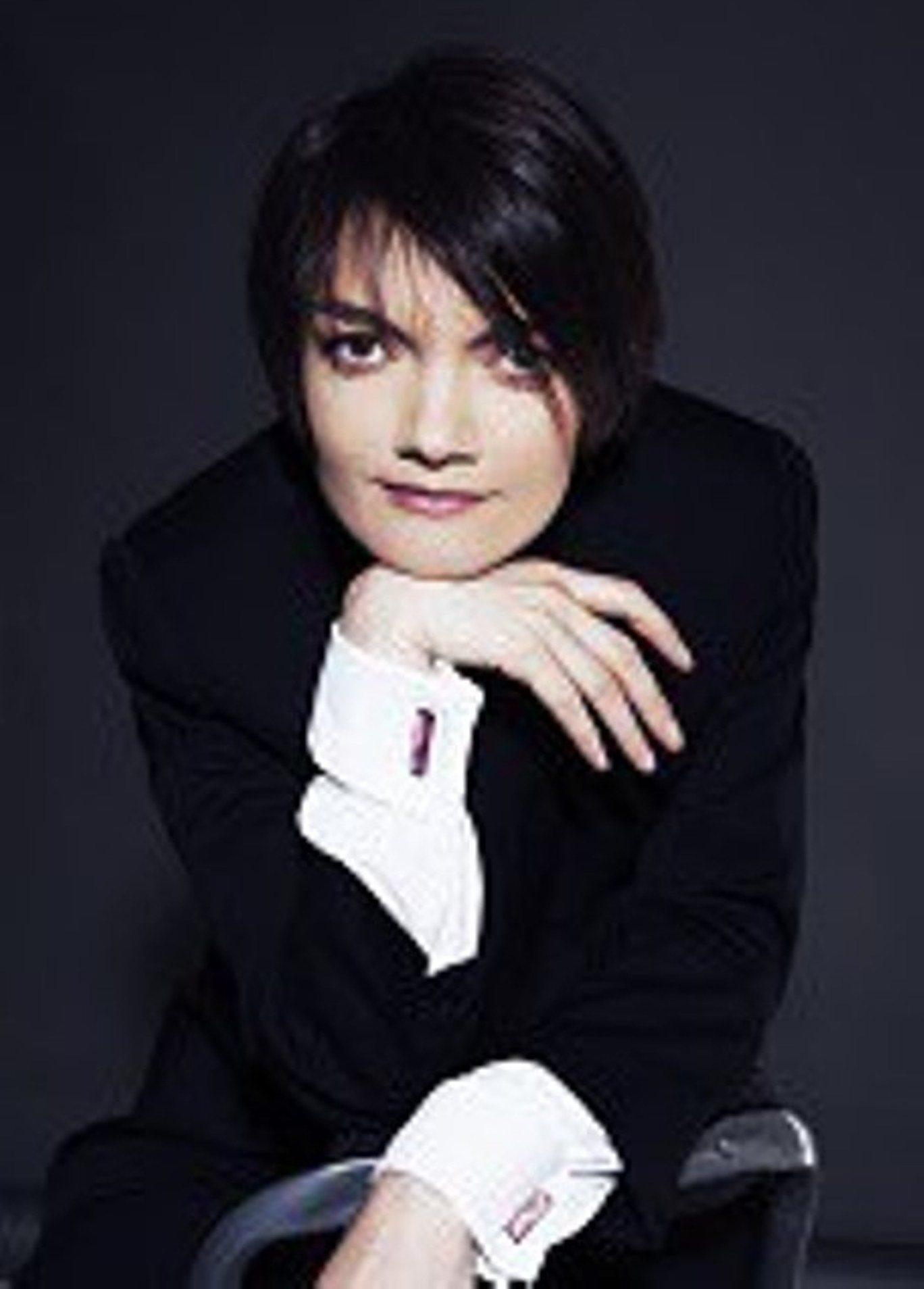 Orkestra Şefi Natalia Ponomarchuk_