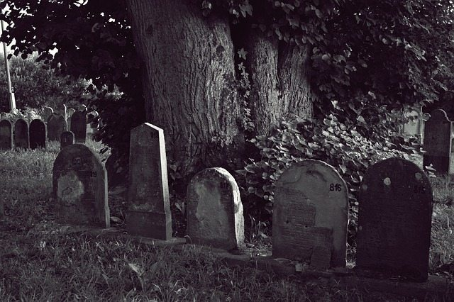 Mezarlık / Öykü