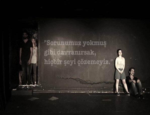 2017-2018 Tiyatro Sezonu Projemiz ''BAŞKA BİRİ''