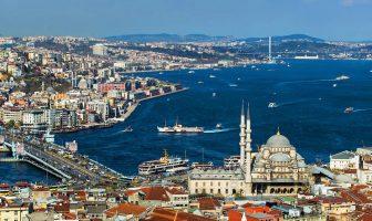 Şu Aciz İstanbul'da