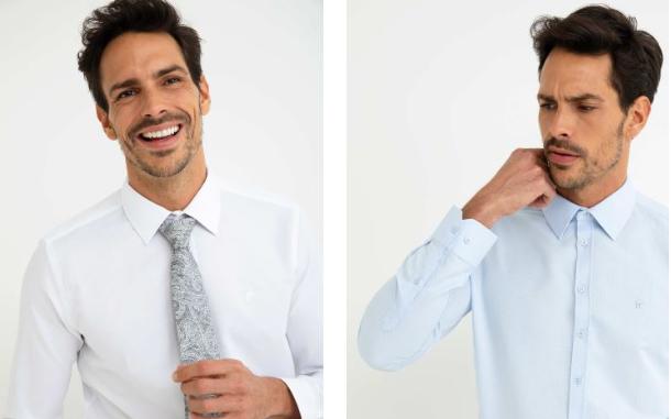 Erkek Gömlek Modelleri