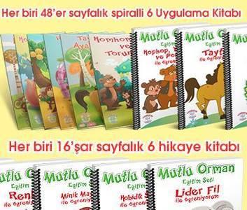 Çocuk Kitapları Eğitimin Önemli Bir Adımını Oluşturuyor